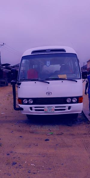 Toyota Coaster 2008 for Sale Fully Ac Not Company Standard. | Buses & Microbuses for sale in Rivers State, Port-Harcourt