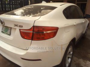 BMW X6 2010 White | Cars for sale in Lagos State, Abule Egba