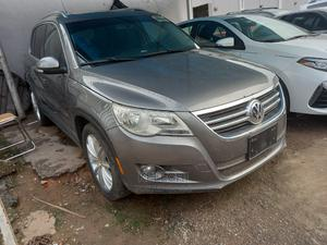 Volkswagen Tiguan 2011 SE 4Motion Gray | Cars for sale in Lagos State, Ogba