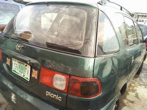 Toyota Picnic 2001 Green | Cars for sale in Lagos State, Abule Egba