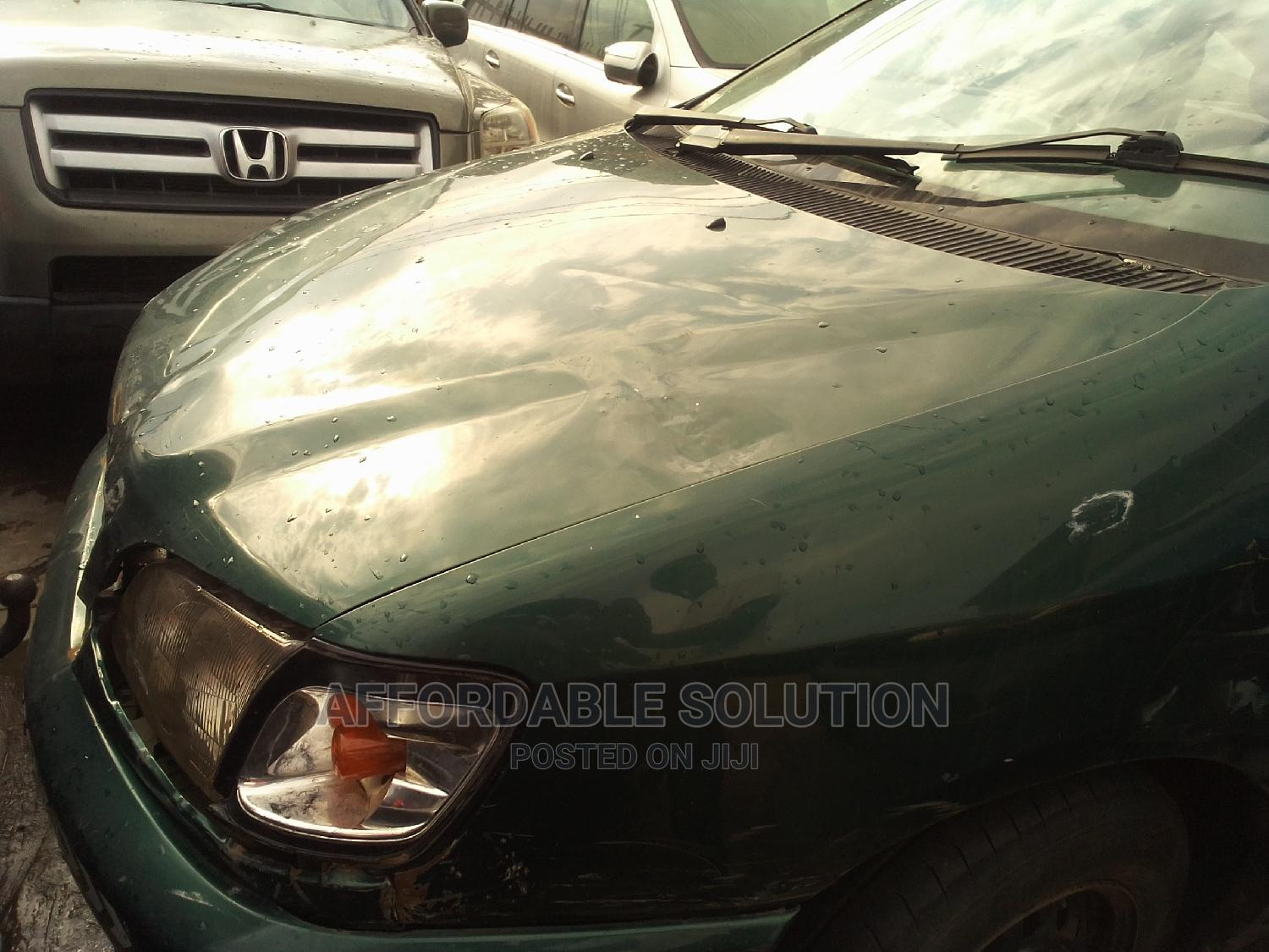 Toyota Picnic 2001 Green   Cars for sale in Abule Egba, Lagos State, Nigeria