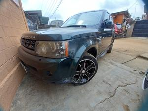Land Rover Range Rover Sport 2011 HSE 4x4 (5.0L 8cyl 6A) Green | Cars for sale in Lagos State, Ogba
