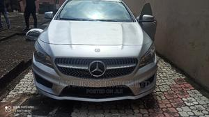 Mercedes-Benz CLA-Class 2014 Silver | Cars for sale in Lagos State, Isolo
