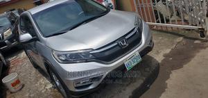 Honda CR-V 2015 Silver | Cars for sale in Lagos State, Surulere