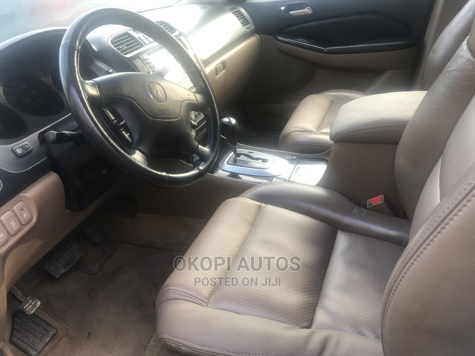 Acura MDX 2007 SUV 4dr AWD (3.7 6cyl 5A) White   Cars for sale in Ojodu, Lagos State, Nigeria