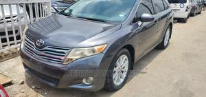 Toyota Venza 2010 Gray   Cars for sale in Lagos State, Surulere