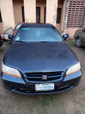 Honda Accord 2000 Coupe Green   Cars for sale in Lagos State, Agege