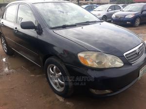 Toyota Corolla 2007 LE Black   Cars for sale in Lagos State, Alimosho