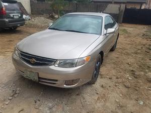 Toyota Solara 1999 Gold | Cars for sale in Lagos State, Ikeja