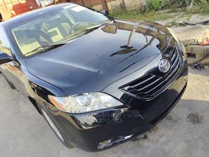 Toyota Camry 2008 2.4 LE Black   Cars for sale in Lagos State, Surulere