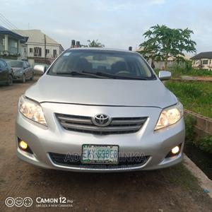 Toyota Corolla 2009 Silver | Cars for sale in Lagos State, Ojodu