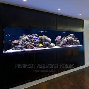 Wall Aquarium Fishes Tank | Pet's Accessories for sale in Lagos State, Surulere
