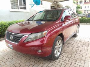 Lexus RX 2010 350 Red | Cars for sale in Abuja (FCT) State, Lokogoma