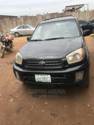 Toyota RAV4 2003 Automatic Black | Cars for sale in Ogun State, Sagamu