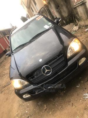 Mercedes-Benz M Class 2003 ML 350 Green   Cars for sale in Lagos State, Abule Egba