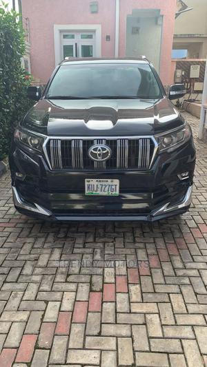 Toyota Land Cruiser Prado 2014 Black | Cars for sale in Abuja (FCT) State, Kubwa