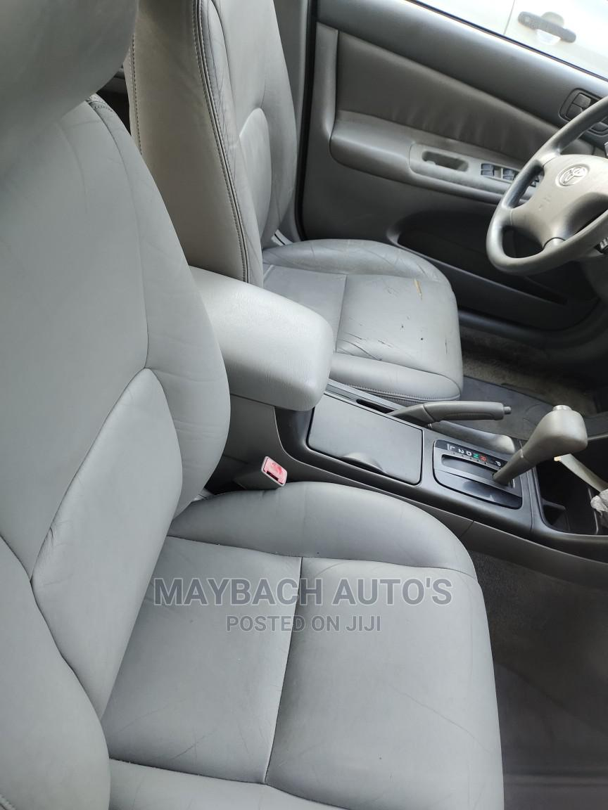 Toyota Camry 2003 Silver | Cars for sale in Surulere, Lagos State, Nigeria