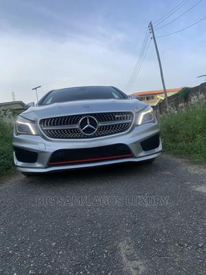Mercedes-Benz CLA-Class 2016 Silver | Cars for sale in Lagos State, Alimosho