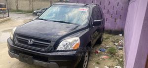 Honda Pilot 2004 Black | Cars for sale in Lagos State, Lekki