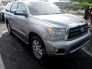 Toyota Sequoia 2010 Silver | Cars for sale in Lagos State, Apapa