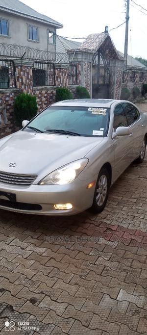 Lexus ES 2004 330 Sedan Silver   Cars for sale in Edo State, Benin City