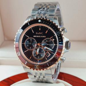 High Quality MICHAEL KORS Silver Chain Watch for Men   Watches for sale in Abuja (FCT) State, Asokoro