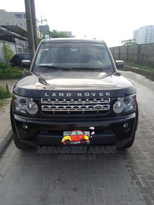 Land Rover Lr3 2007 V8 SE Black | Cars for sale in Lagos State, Victoria Island