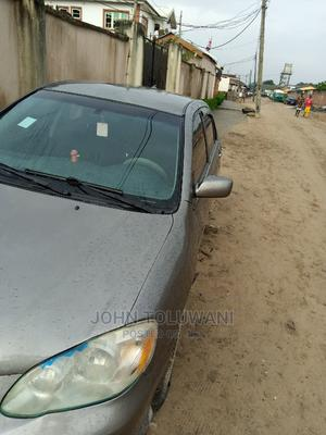 Toyota Corolla 2004 1.4 Gray   Cars for sale in Lagos State, Ajah
