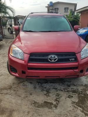 Toyota RAV4 2010 3.5 4x4 Red   Cars for sale in Lagos State, Ogba