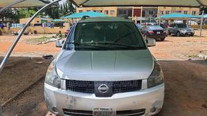 Nissan Quest 2004 3.5 SL Silver   Cars for sale in Abuja (FCT) State, Wuse