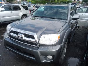 Toyota 4-Runner 2006 Limited 4x4 V8 Gray   Cars for sale in Lagos State, Apapa