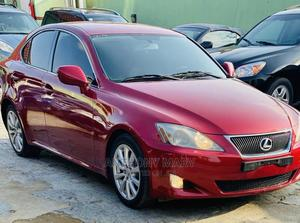 Lexus IS 2007 250 Red   Cars for sale in Lagos State, Ikeja