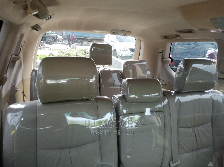 Archive: Lexus GX 2009 470 Blue