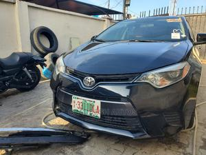 Toyota Corolla 2015 Black | Cars for sale in Lagos State, Ajah
