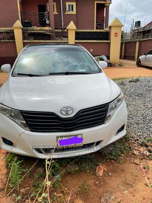 Toyota Venza 2010 V6 White   Cars for sale in Delta State, Oshimili South