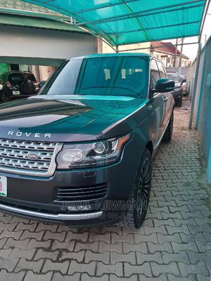 Land Rover Range Rover Sport 2015 Black | Cars for sale in Lagos State, Isolo