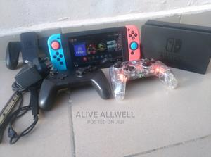 Nintendo Switch With 2pads, 12games Inside And Many More | Video Game Consoles for sale in Lagos State, Ojo