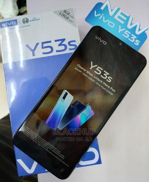 New Vivo Y53s 128 GB Black | Mobile Phones for sale in Lagos State, Ikeja