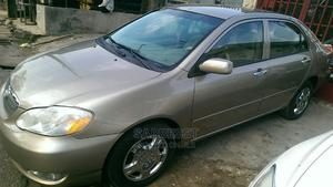 Toyota Corolla 2004 Gold | Cars for sale in Lagos State, Isolo