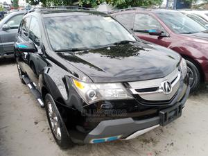 Acura MDX 2007 SUV 4dr AWD (3.7 6cyl 5A) Black   Cars for sale in Lagos State, Apapa