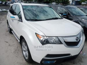 Acura MDX 2010 White | Cars for sale in Lagos State, Apapa