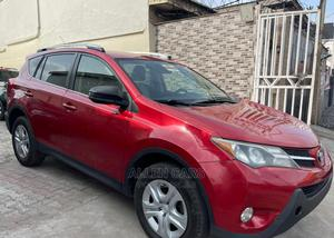 Toyota RAV4 2014 Red   Cars for sale in Lagos State, Surulere