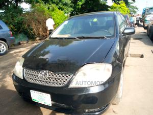 Toyota Corolla 2004 Black   Cars for sale in Lagos State, Surulere