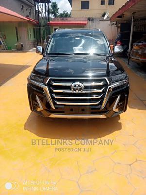 Toyota Land Cruiser 2017 5.7 V8 VX-S Black   Cars for sale in Lagos State, Ikeja