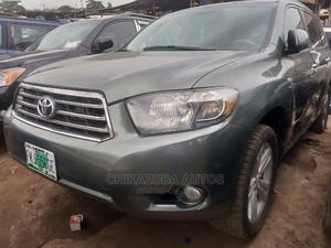 Toyota Highlander 2008 Hybrid Limited Green   Cars for sale in Lagos State, Ikeja