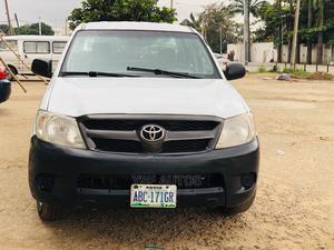 Toyota Hilux 2008 2.7 VVTi 4x4 SRX White | Cars for sale in Abuja (FCT) State, Gwarinpa