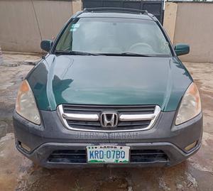 Honda CR-V 2005 Green   Cars for sale in Lagos State, Ifako-Ijaiye