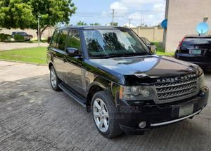 Land Rover Range Rover 2010 Black | Cars for sale in Lagos State, Ajah