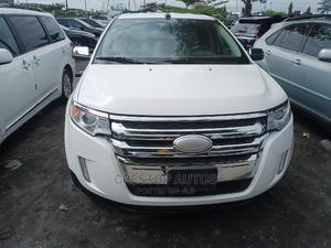 Ford Edge 2012 White | Cars for sale in Lagos State, Apapa