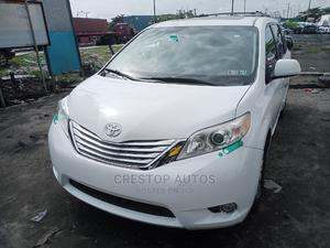 Toyota Sienna 2012 Limited 7 Passenger White   Cars for sale in Lagos State, Apapa